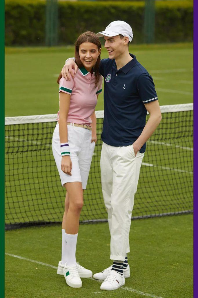 哈吉斯推荐女生打高尔夫球的搭配